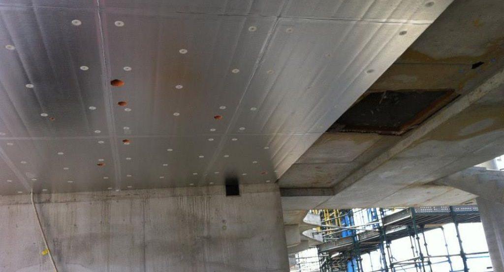 Soffit Insulation